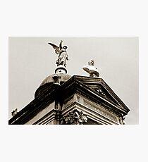 La Recoleta Buenos Aries Photographic Print