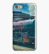 Steam Locomotive River Dart iPhone Case/Skin