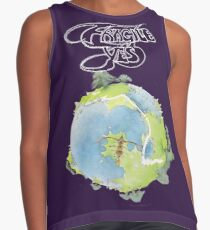 Yes - Fragile Contrast Tank