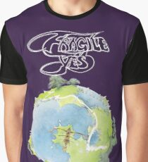 Yes - Fragile Graphic T-Shirt