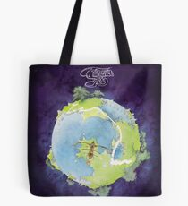 Yes - Fragile Tote Bag