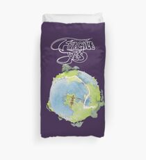 Yes - Fragile Duvet Cover