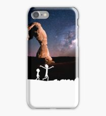 Rick and Morty Delicate Arch iPhone Case/Skin