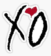 xo Sticker