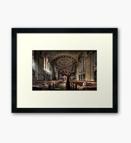 Church of Transfiguration Framed Print