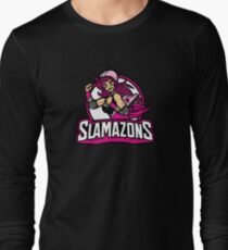 The Slamazons Long Sleeve T-Shirt