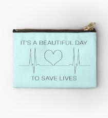 Bolso de mano Es un hermoso día para salvar vidas