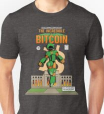 The Incredible Bitcoin Unisex T-Shirt