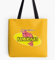 Kamekona's Shrimp Tote Bag
