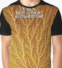 Van der Graaf Generator - Still Life Graphic T-Shirt