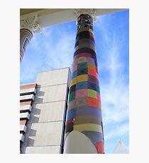 Cosy Columns 9 Photographic Print