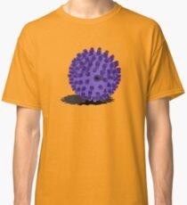 Purple spikey ball - shadow Classic T-Shirt