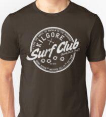 Kilgore Surf Club HD Distressed Unisex T-Shirt