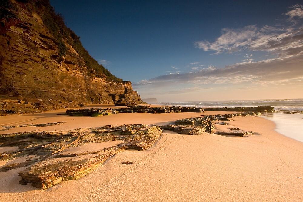 Turimetta Beach by Daniel  Speranza