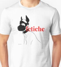 fetiche #2 (white) Unisex T-Shirt