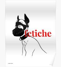 fetiche #2 (white) Poster