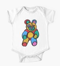 Raggy Patchy Teddy Bear Kids Clothes