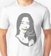 Sad Smile 2 Unisex T-Shirt