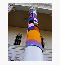 Cosy Columns 15 Photographic Print