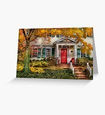 House 961 Greeting Card
