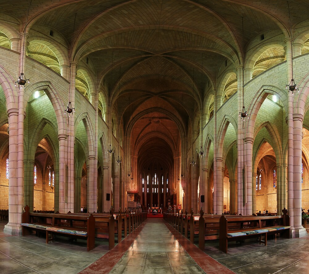 St. John's Cathedral by David James