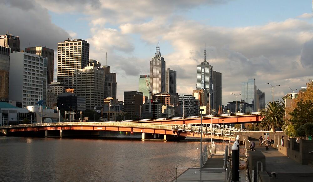 Sunny Melbourne by Dóra  Varga Lencsés