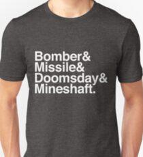 Dr Strangelove's USSR Superiority Unisex T-Shirt