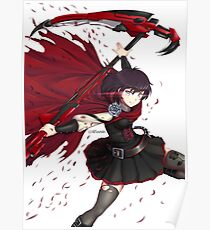 Ruby Rose WBG Poster