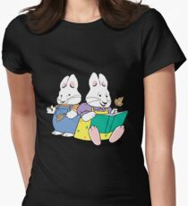 max and ruby Womens Fitted T-Shirt