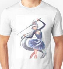 Weiss Schnee WBG Unisex T-Shirt