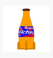 Nuka Victory Photographic Print