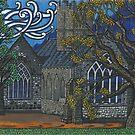 St. Nicholas Church of Ireland, Adare, Co. Limerick, Ireland by Ronan Crowley