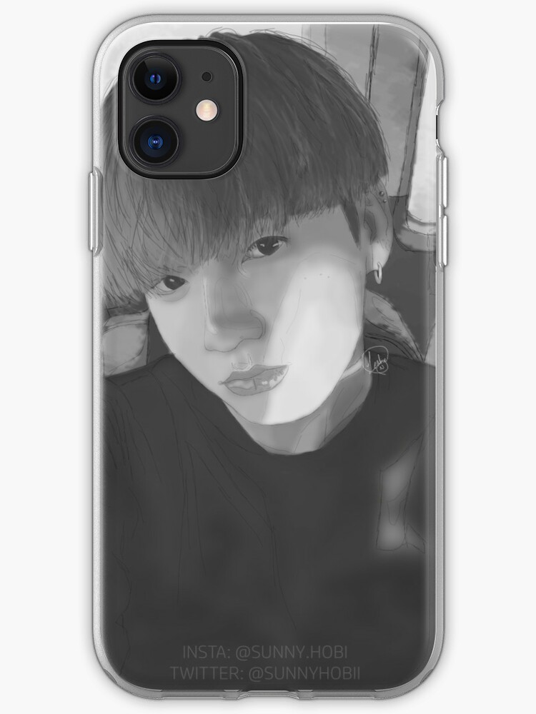 Just One Day Version 1 Bts Jungkook Iphone Case Cover By