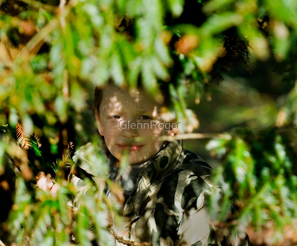Camouflage by GlennRoger