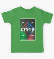The Zygon Inversion Kids Clothes