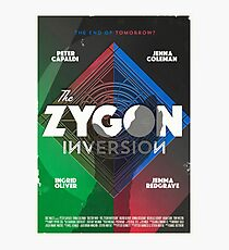 The Zygon Inversion Photographic Print