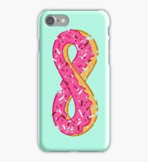 To infinity…and donut! iPhone Case/Skin