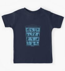 Ministry of Silly Walks Kids Clothes