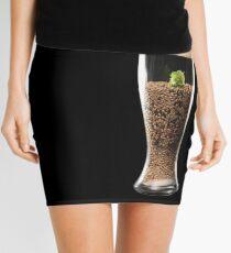 It's Whats On The Inside...... Mini Skirt