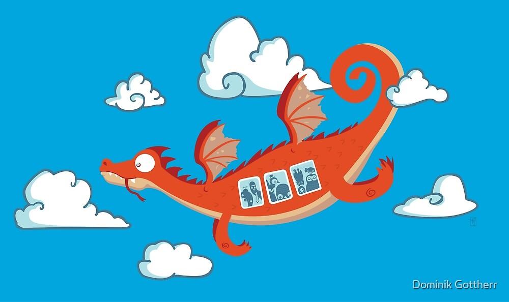 Dragonia Air by Dominik Gottherr