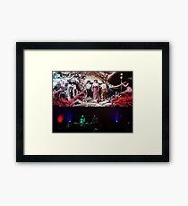 The Orb Framed Print