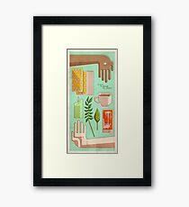 Tarot - Passé, présent et futur Framed Print