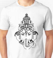 Ganesha Face  Unisex T-Shirt