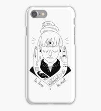 Moon / Death iPhone Case/Skin