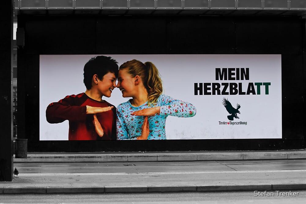 Mein Herzblatt by Stefan Trenker
