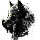 black wolf by frederic levy-hadida