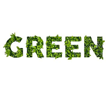 Green by teebees