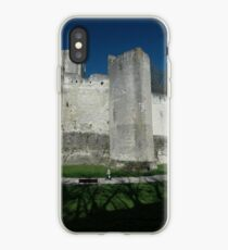 Medieval City, Loches, France, Europe 2012 iPhone Case