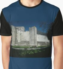 Medieval City, Loches, France, Europe 2012 Graphic T-Shirt