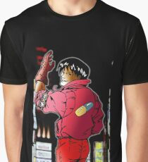 Kaneda Graphic T-Shirt